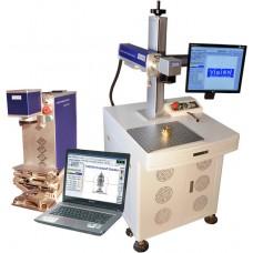 دستگاه حک لیزر فایبر فلزات