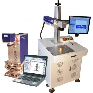 دستگاه حکاکی لیزری فلزات