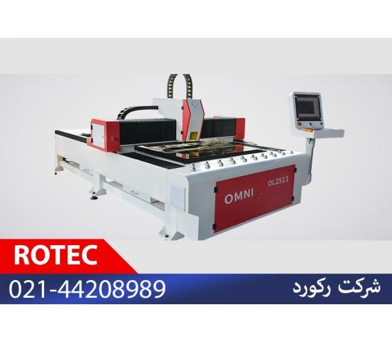 دستگاه برش لیزر فایبر فلزات RT-2513